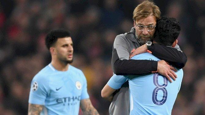 Gundogan Earns Klopp Praise Ahead Of Crunch Liverpool-Man City Clash