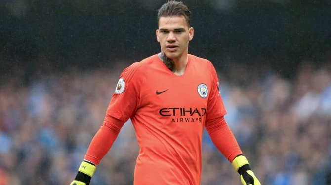 Guardiola Hails Ederson's Passing Abilities As The Best Ever
