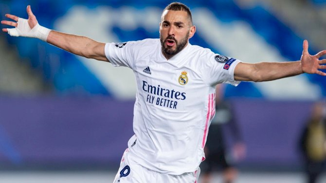 Zidane Unwilling To Risk Benzema Against Atalanta