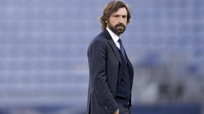 Juventus Part Company With Pirlo After One Season In Charge