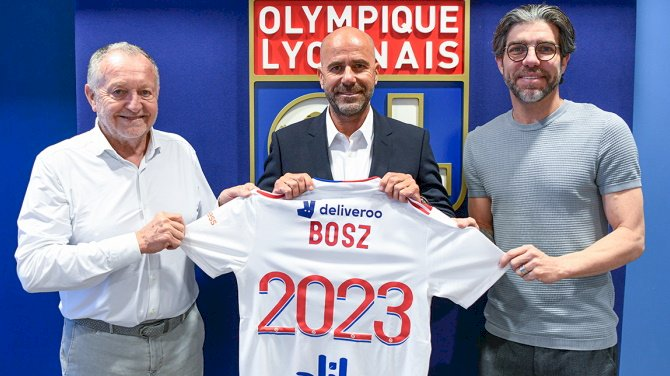 Lyon Appoint Peter Bosz As New Manager