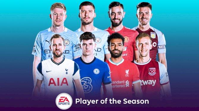 Premier League Player Of The Season Shortlist Announced