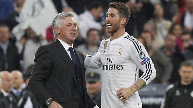 Ancelotti Keen On Keeping Ramos At Real Madrid