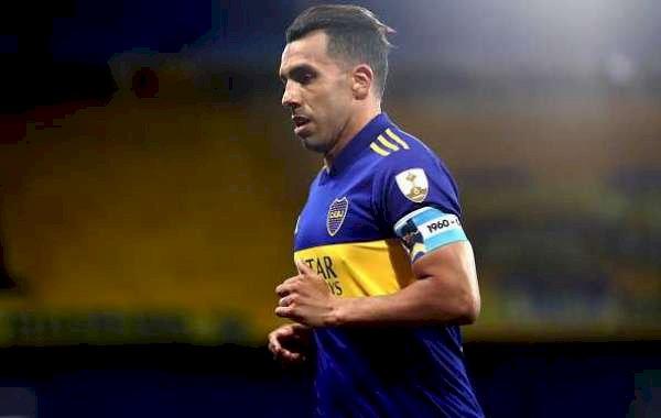 Tevez Announces Departure From Boca Juniors