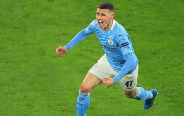 Foden Wins 2020/2021 Premier League Best Young Player