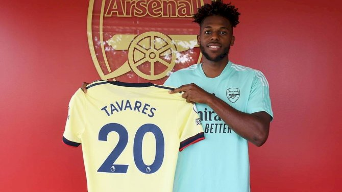 Arsenal Bring In Nuno Tavares From Benfica As First Summer Signing