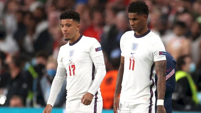 FA Condemn Racist Abuse Of England's Penalty Villains