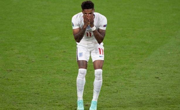 Rashford Apologises For EURO 2020 Final Penalty Miss
