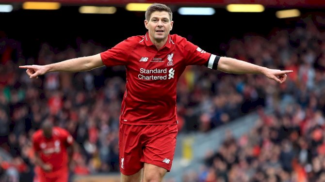 Gerrard Vows Never To Become Everton Manager