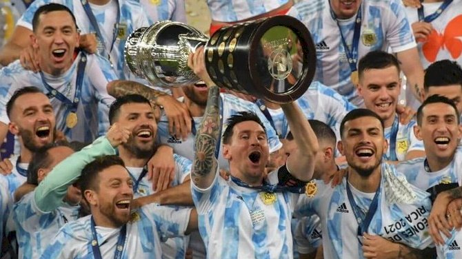 Messi Savours 'Special' Copa America Triumph With Argentina After Near Misses