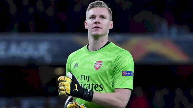 Leno Open To Arsenal Exit After Losing Starting Spot To Ramsdale