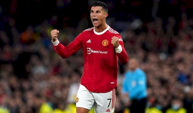 Ronaldo Voted Premier League Player Of The Month For September